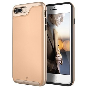 iPhone 7 Plus Caseology Envoy Kotelo Beige