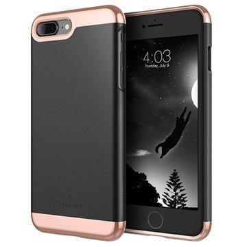 iPhone 7 Plus Caseology Savoy Kotelo Musta