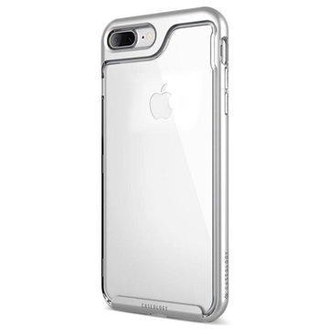 iPhone 7 Plus Caseology Skyfall Suojakuori Hopea