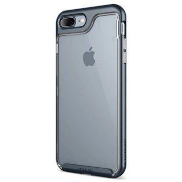 iPhone 7 Plus Caseology Skyfall Suojakuori Tummansininen