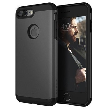 iPhone 7 Plus Caseology Titan Kotelo Asemetalli