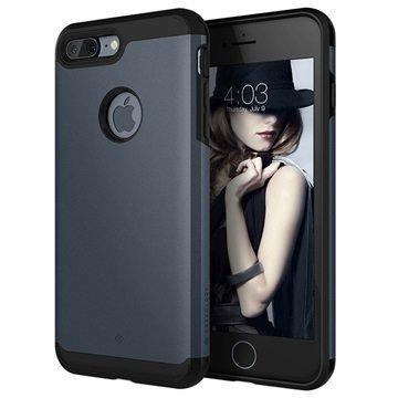 iPhone 7 Plus Caseology Titan Kotelo Tummansininen