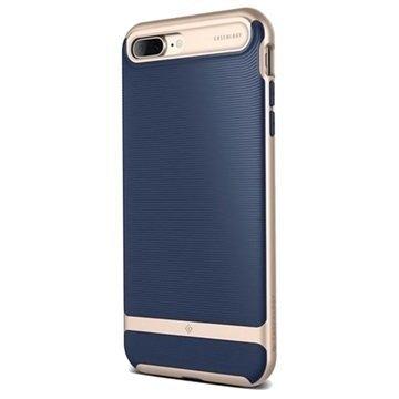 iPhone 7 Plus Caseology Wavelength Suojakuori Tummansininen