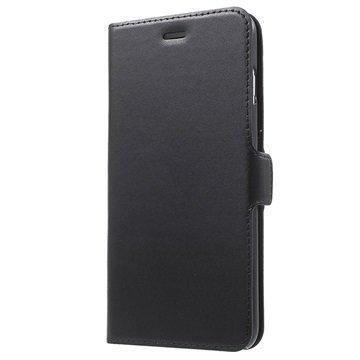 iPhone 7 Plus Doormoon Läppäkotelo Musta