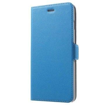 iPhone 7 Plus Doormoon Läppäkotelo Sininen