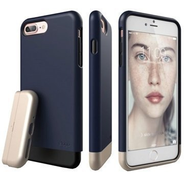 iPhone 7 Plus Elago Glide Case Jean Indigo