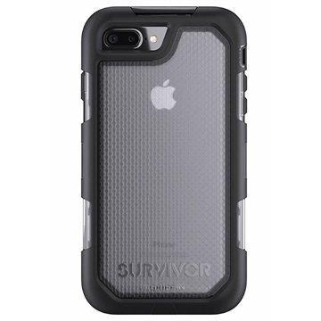 iPhone 7 Plus Griffin Survivor Summit Kotelo Musta / Kirkas
