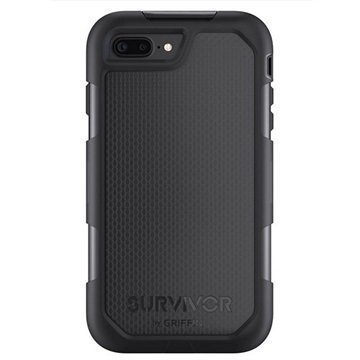 iPhone 7 Plus Griffin Survivor Summit Kotelo Musta