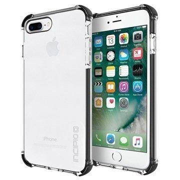 iPhone 7 Plus Incipio Reprieve Sport Kotelo Kirkas / Musta