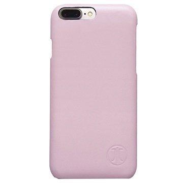 iPhone 7 Plus JT Berlin Nahkakotelo Style Pure Pinkki