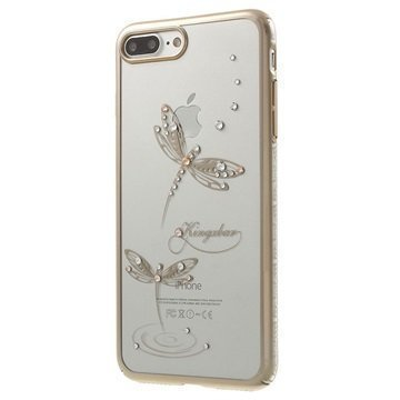 iPhone 7 Plus Kingxbar Star Suojakuori Sudenkorento