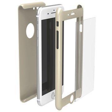 iPhone 7 Plus Krusell Arvika 360 Suojakuori Kulta