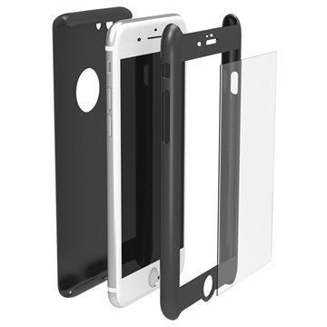 iPhone 7 Plus Krusell Arvika 360 Suojakuori Musta