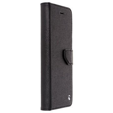 iPhone 7 Plus Krusell Boras Lompakkokotelo Musta