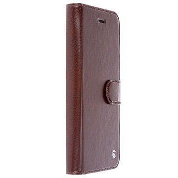 iPhone 7 Plus Krusell Ekerö 2-in-1 Lompakkokotelo Kahvi