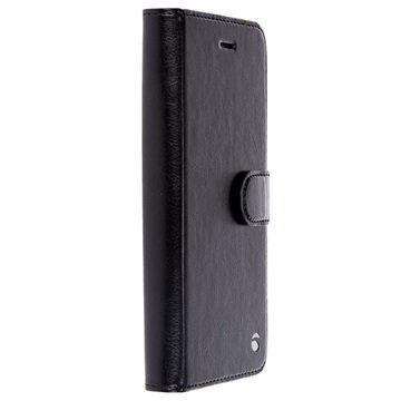 iPhone 7 Plus Krusell Ekerö 2-in-1 Lompakkokotelo Musta