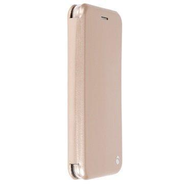 iPhone 7 Plus Krusell Orsa Foliokotelo Kulta