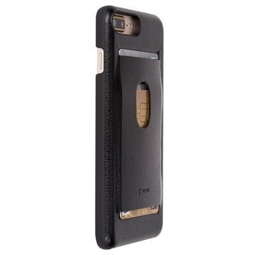 iPhone 7 Plus Krusell Timrå Suojakuori Musta