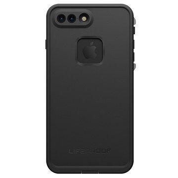 iPhone 7 Plus LifeProof Fre Vedenkestävä Kotelo Musta