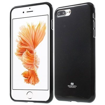 iPhone 7 Plus Mercury Goospery Suojakuori Musta