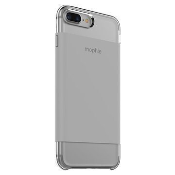 iPhone 7 Plus Mophie Base Wrap Case Grey