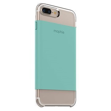 iPhone 7 Plus Mophie Base Wrap Case Mint