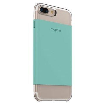 iPhone 7 Plus Mophie Base Wrap Case Mint