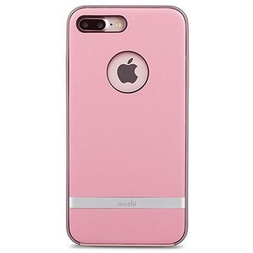 iPhone 7 Plus Moshi iGlaze Napa Kotelo Pinkki