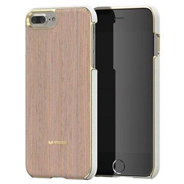 iPhone 7 Plus Mozo Puinen Suojakuori Vaalea Tammi