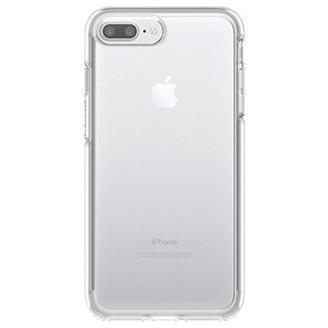 iPhone 7 Plus Otterbox Symmetry Clear Suojakuori Kirkas