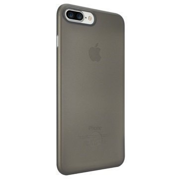 iPhone 7 Plus Ozaki O!Coat Jelly Suojakuori Musta