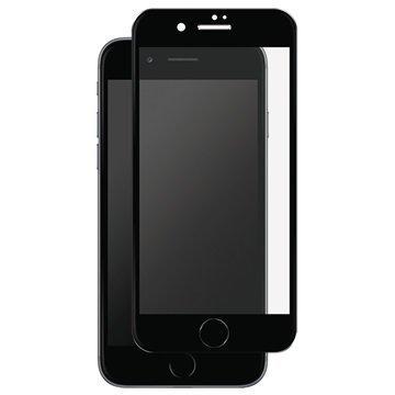 iPhone 7 Plus Panzer Full-Fit Näytönsuoja Karkaistu Lasi Musta