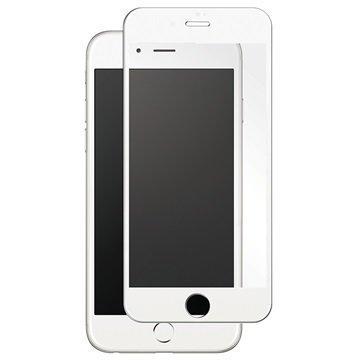 iPhone 7 Plus Panzer Full-Fit Näytönsuoja Karkaistu Lasi Valkoinen