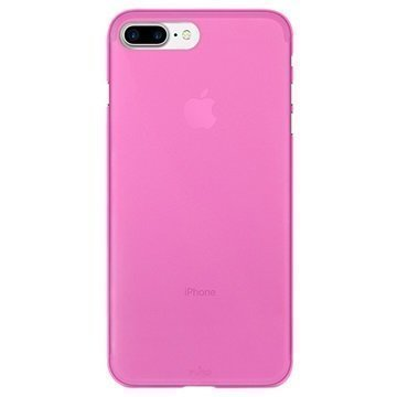 iPhone 7 Plus Puro 0.3 Ultra Slim Kotelo Pinkki