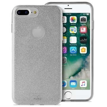 iPhone 7 Plus Puro Glitter Kotelo Hopea