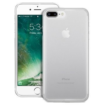 iPhone 7 Plus Puro Plasma Kotelo Läpinäkyvä