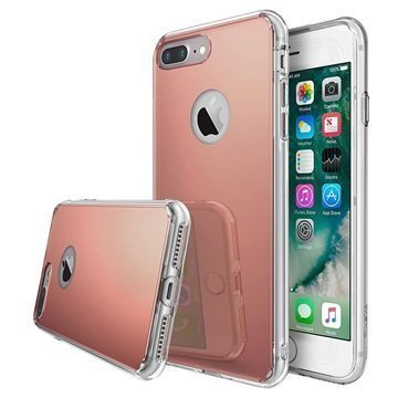 iPhone 7 Plus Ringke Mirror Case Rose Gold