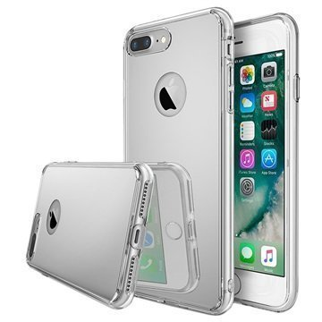 iPhone 7 Plus Ringke Mirror Case Silver