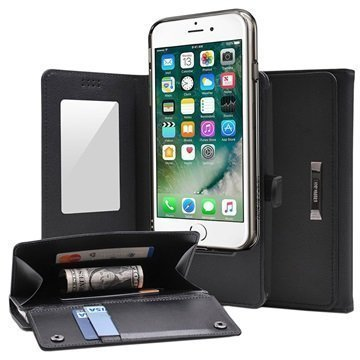 iPhone 7 Plus Ringke Wallet Case Black