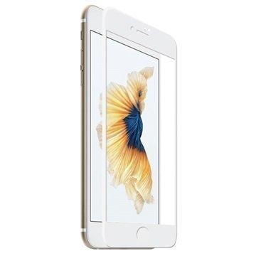 iPhone 7 Plus Rock Full Coverage Karkaistu Lasinen Näytönsuoja Valkoinen