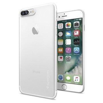 iPhone 7 Plus Spigen Air Skin Suojakuori Kirkas