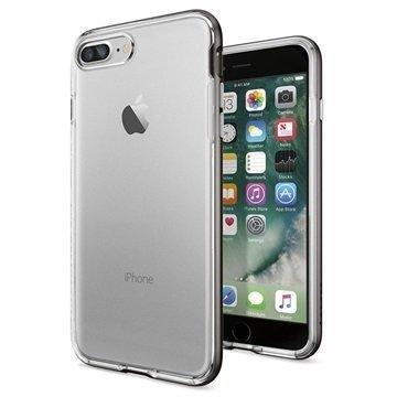 iPhone 7 Plus Spigen Neo Hybrid Crystal Suojakuori Asemetalli