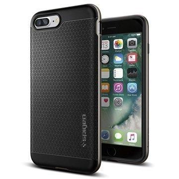 iPhone 7 Plus Spigen Neo Hybridi Suojakuori Gunmetal