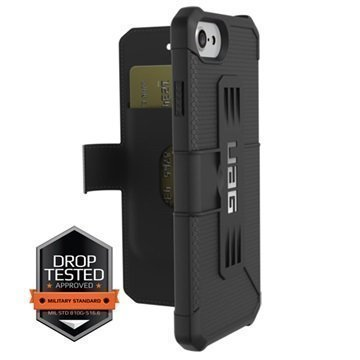 iPhone 7 Plus UAG Metropolis Wallet Case Black