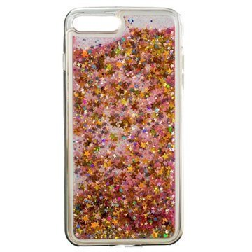 iPhone 7 Plus Urban Iphoria Glamour Case Gold / Pink