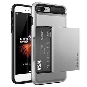 iPhone 7 Plus VRS Design Damda Glide Suojakotelo Satiinihopea