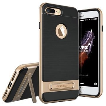 iPhone 7 Plus VRS Design High Pro Shield Suojakuori Samppanjakulta