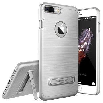 iPhone 7 Plus VRS Design Simpli Lite Suojakuori Hopea