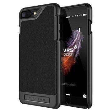 "iPhone 7 Plus VRS Design Simpli Mod suojakuori â"" Musta"