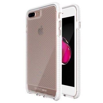 iPhone 7 Plus tech21 Evo Check Suojakuori Valkoinen
